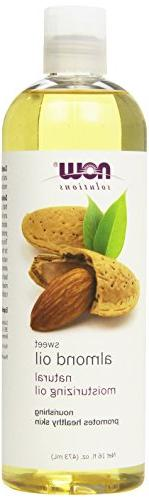 Now Foods Almond Oil 16oz  Total 32oz
