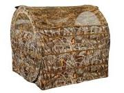 Wildgame Innovations AM-1R42S040DFRM Bail Out Hay Bale Blind