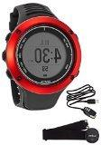 Suunto Ambit 2 S Heart Rate Monitors Luxury Watches - Red,