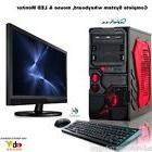 AMD Gaming PC Computer 16GB Ram 2TB New Fast Custom Built