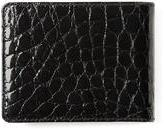 Brooks Brothers American Alligator Wallet