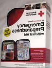 American Red Cross Emergency Preparedness W/first Aid Kit by