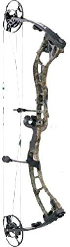 """Quest Amp Bow 25.5-31""""/70 lb, Right Hand, Realtree Xtra"""