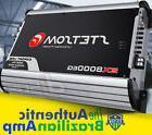 Stetsom Amplifier EX8000 EQ - 8900 Watts RMS 1 ohm Brazilian