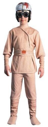 Anakin Skywalker Child Large 8 10 Costume