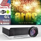 5000lumen Android 4.4 LED Projector 3D Bluetooth Full HD