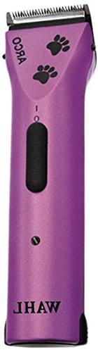 Wahl Professional Animal ARCO Cordless Clipper Kit Purple #