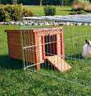 Outdoor Small Animal Cage Rabbit Bunny Guinea Pig Ferret