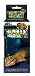 Small Animal Supplies 40 Watt Moonlight Inc Reptile Bulb