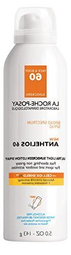 La Roche-Posay Anthelios Ultra-Light Sunscreen Spray Lotion