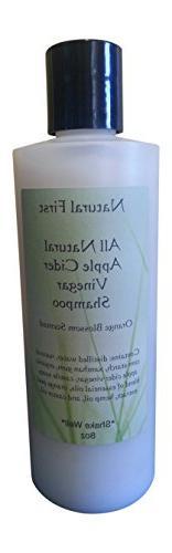 """Natural First Apple Cider Vinegar """"Orange Blossom"""""""