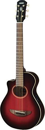 Yamaha APXT2 3/4-Size Acoustic-Electric Guitar with Gig Bag