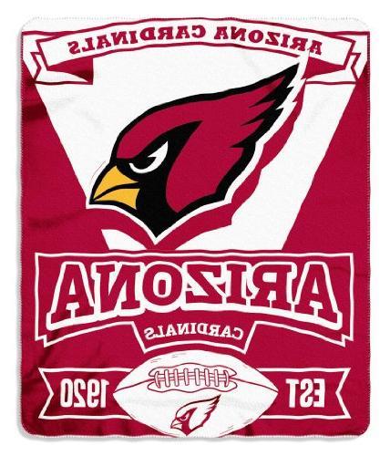 Northwest NOR-1NFL031020080RET 50 x 60 in. Arizona Cardinals