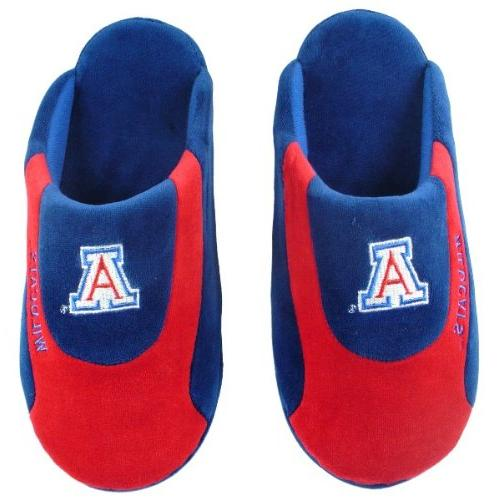 Happy Feet - Arizona Wildcats - Low Pro Slippers - Large