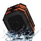 Mpow Armor Waterproof Bluetooth Speaker & Shower Phones PC