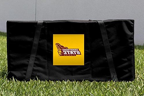 Armstrong State University Pirates Cornhole Carrying Case