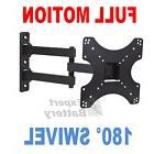 Articulating Arm Tilt Swivel LCD LED TV Wall Mount Bracket