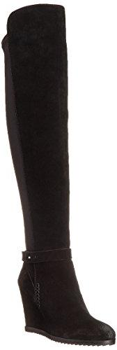 Dolce Vita Women's Ashbey Slouch Boot, Black, 7 M US
