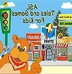 ASL Tales and Games for Kids - Woof Woof Way. American Sign