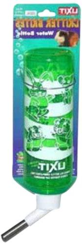 Lixit Assorted Critter Brites Deluxe Hamster Bottle, 8-Ounce
