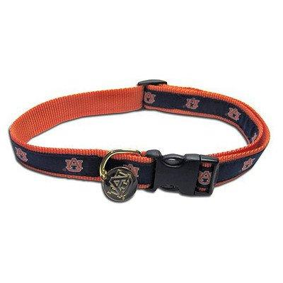 Collegiate Auburn Tigers Dog Collar, Large