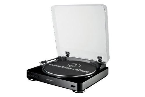 Audio Technica AT-LP60 Fully Automatic Belt Driven Turntable