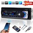 Auto Car Stereo Audio In-Dash FM Aux Input Receiver SD USB