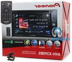 "PIONEER AVH-X390BS 6.2"" TV CD MP3 DVD IPHONE USB BLUETOOTH"