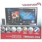 "PIONEER AVH-X4600BT 7"" TV DVD CD MP3 USB IPOD EQ CAR STEREO"