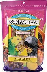 Avi-Cakes for Parrots - Fruit Delight - 8 oz