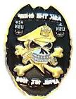 "Awesome 2.5"" US Navy CPO Security Chiefs Military Challenge"