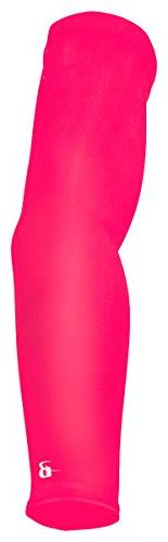 B200 Badger Youth Arm Sleeve - Hot Pink - One