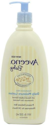 Baby Daily Moisture Lotion, 18 Ounce