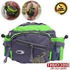 Fishing Tackle Bag Backpack Portable Storage Shoulder