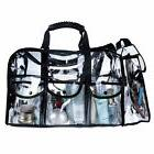 Cosmetic Bag Makeup Organizer Clear Pouch Travel Hanging