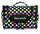 Cosmetic Bag MakeUp Organizer Hanging Toiletry Pouch Case