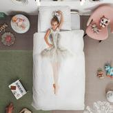 Ballerina Duvet Cover & Pillow Case Bedding Set