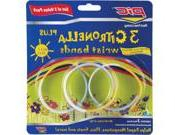 Pic PIC BAND3 PIC Citronella Plus Wristband, 3 ct PCOBAND3
