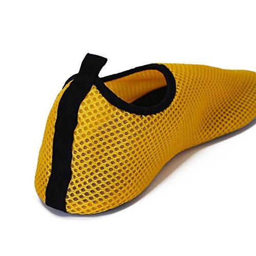 Freely Barefoot Water Skin Shoes Aqua Socks for Beach Swim