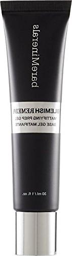 bareMinerals Blemish Remedy Mattifying Prep Gel, 1 Fluid