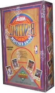 91-92 Upper Deck Basketball Brand New Factory Sealed Box