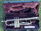 Bb TRUMPET-BRAND NEW 2017 pro SILVER BAND TRUMPETS-
