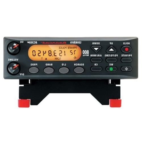 Uniden BC355N 300-CH 800MHZ BASE/MOBILE SCANN 300-CH 800MHZ