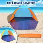 Beach Fishing Tent Pop Up Canopy Camping Hiking Picnic