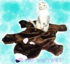 Marshall Pet Bear Rug Ferret Sleep Sack Bed