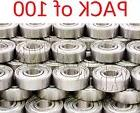 Wholesale Lot  Bearing 608ZZ 8x22 mm 608Z Metric Ball