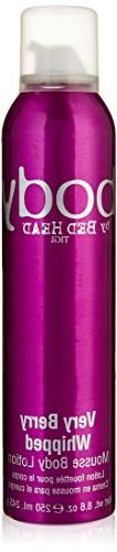Tigi Bed Head Very Berry Whipped Mousse Body Lotion, 8.6