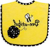 First Impressions Baby Girls' Bee-utiful Bib