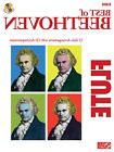 Best of Beethoven for Flute Solo Classical Sheet Music Play-