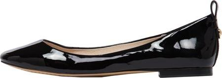 Women's Benningly Ballet Flat,Black,10 M US